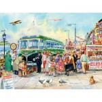 Puzzle  Cobble-Hill-54343 XXL Teile - British Pier