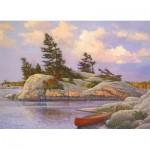 Puzzle   Douglas Laird - Red Canoe
