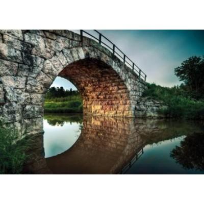 Puzzle Tactic-40903 Unter der Brücke