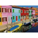 Puzzle  Tactic-40907 Venise: Burano Island