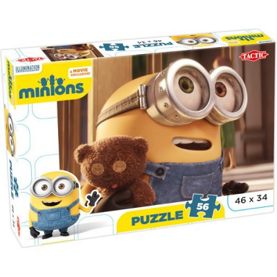 Puzzle Tactic-53102C Minions