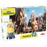 Puzzle  Tactic-53384 Minions