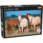 Puzzle  Tactic-53560 Pferde