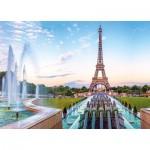 Puzzle  Tactic-53867 Eiffelturm, Paris