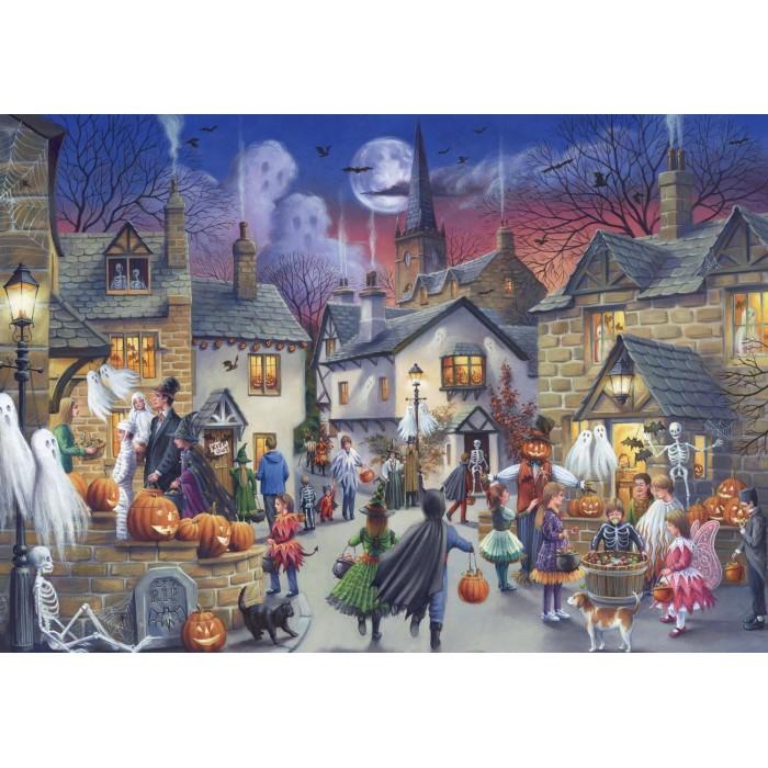 Tony Ryan: Halloween