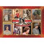 Puzzle  Jumbo-11085 Queen's Reign