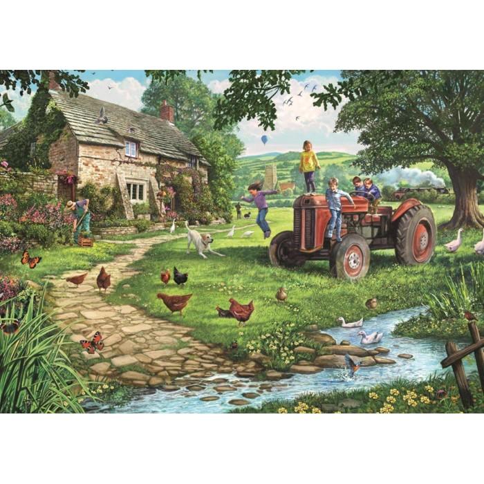 XXL Teile - Steve Crisp - Old Tractor