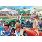 Puzzle  Jumbo-11158 Legends of The Track