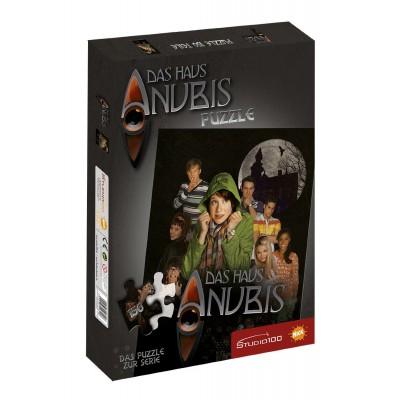 Puzzle Studio 100-23118 Das Haus Anubis