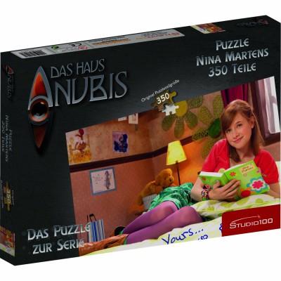 Puzzle Studio 100-30482 Das Haus Anubis: Nina Martens