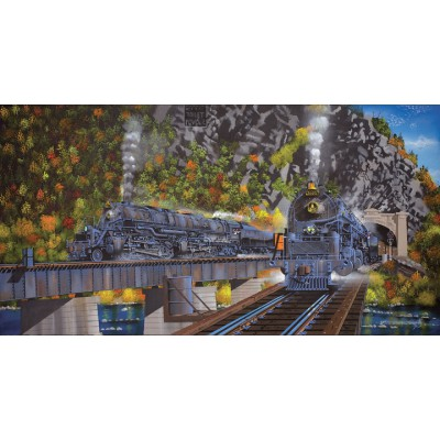 Puzzle Sunsout-21304 Robert West: Harper's Ferry