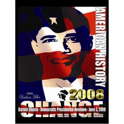 Puzzle Sunsout-55940 Change Barack Obama