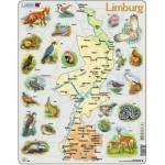 Larsen-K89 Rahmenpuzzle - Limburg