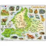 Larsen-K91 Rahmenpuzzle - Gelderland