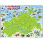 Larsen-K94 Rahmenpuzzle - Mecklenburg-Vorpommern
