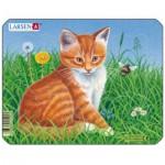 Larsen-M13-1 Rahmenpuzzle - Kätzchen