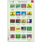 Larsen-RA14-27 Rahmenpuzzle - Read and Look 27 (auf Englisch)