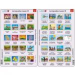 Larsen-RA15-DE Rahmenpuzzle - Lernpuzzles Lesen III 29-30