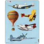 Larsen-X10 Rahmenpuzzle - Luftfahrt
