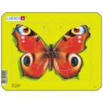 Larsen-Z2-1 Rahmenpuzzle - Schmetterling