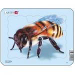 Larsen-Z2-2 Rahmenpuzzle - Biene