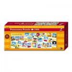 Puzzle  Noris-6060-31313 Peanuts - Snoopy
