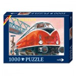 Puzzle  Noris-6060-31330 Märklin Nostalgie