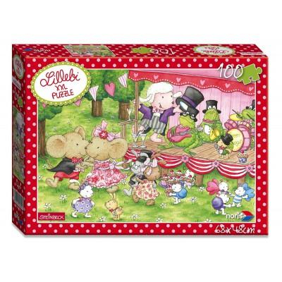 Puzzle Noris-6060-38032 XXL Teile - Lillebi