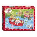 Puzzle  Noris-6060-38033 XXL Teile - Lillebi