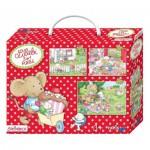 Noris-6060-38035 3 Puzzles - Lillebi