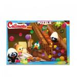 Puzzle  Noris-6060-38061 Calimero