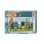 Puzzle  Noris-606031080 Ritter Rost