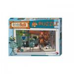Puzzle  Noris-606031081 Ritter Rost