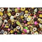 Puzzle  Piatnik-5368 Cookies