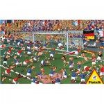 Puzzle  Piatnik-5373 Fußball