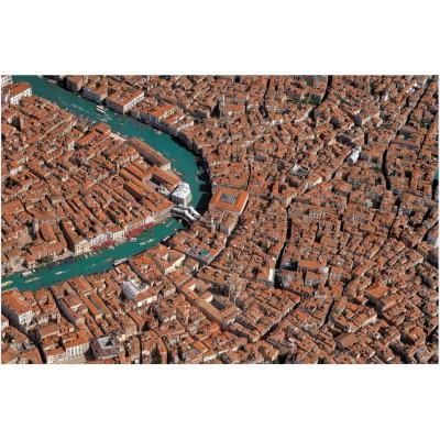 Puzzle Piatnik-5377 Skyview Venedig