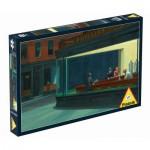 Puzzle  Piatnik-5384 Hopper Edward: Nighthawks