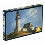 Puzzle  Piatnik-5385 Hopper Edward: Lighthouse Hill