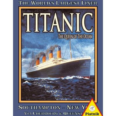 Puzzle Piatnik-5389 Titanic
