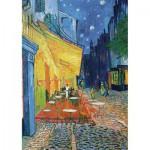 Puzzle  Piatnik-5390 Van Gogh Vincent: Caféterrasse am Abend
