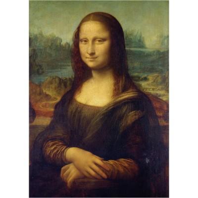 Puzzle Piatnik-5395 Leonardo da Vinci: Mona Lisa