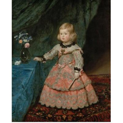 Puzzle Piatnik-5402 Diego Velázquez: Infantin Margarita Theresa