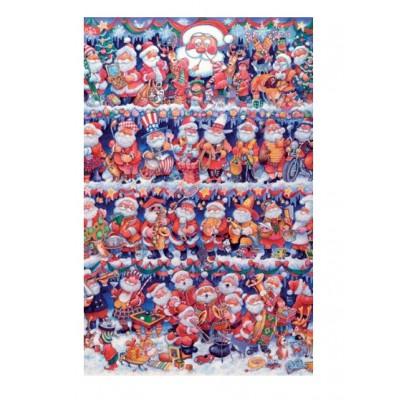 Puzzle Piatnik-5404 Weihnachtsparade
