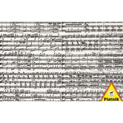 Puzzle Piatnik-5434 Musical Notes