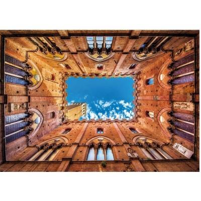 Puzzle Piatnik-5460 Palazzo Pubblico Siena