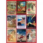 Puzzle  Piatnik-5475 Vintage Poster