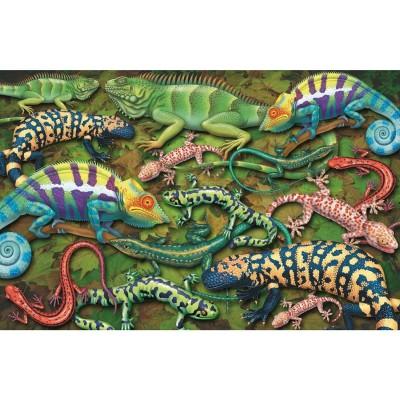 Puzzle Piatnik-5553 Salamander