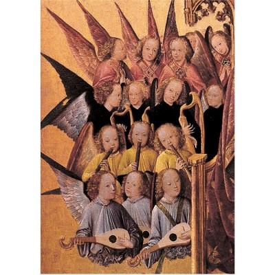 Puzzle Piatnik-5568 Chor der Engel