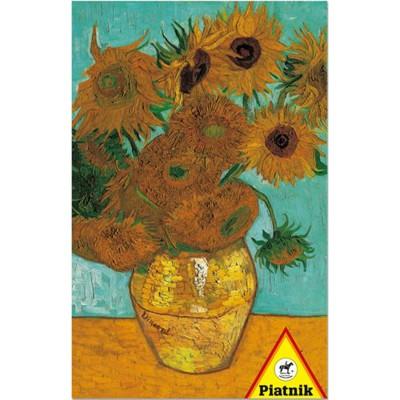 Puzzle Piatnik-5617 Sonnenblumen
