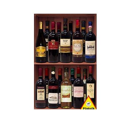 Puzzle Piatnik-5624 Wein